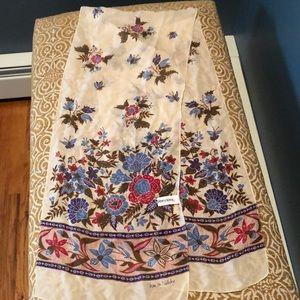 Diane Von furstenberg silk scarf